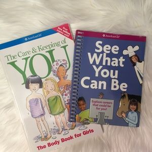 American Girl - Books for Girls (ages 8+)
